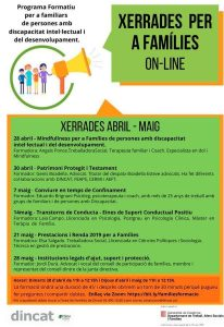Prestacions i Renda 2019. Xerrada on line