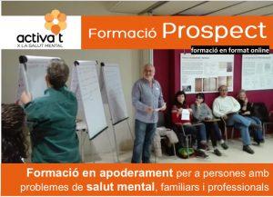 Mòdul 3 Curs on line Apoderament per a professionals de salut mental i atenció social