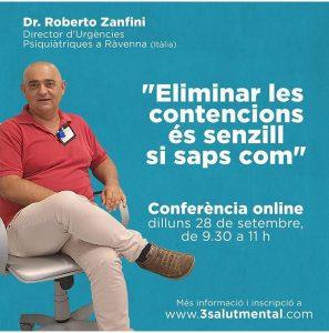 Conferència online Eliminar les contencions