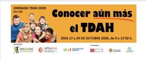 Jornada online: Conocer aún más el TDAH