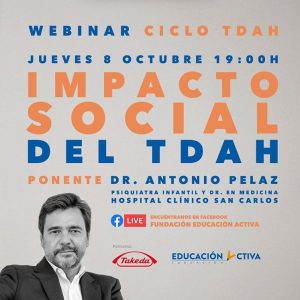 Webinar Impacto social del TDAH